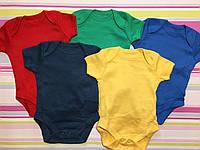 Бодики на новорожденного, для мальчика Mothercare, набор из 5 шт