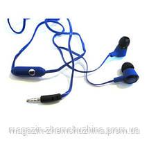 Наушники SX-526,Наушники Samsung SX-526 вакуумные с микрофоном, фото 3