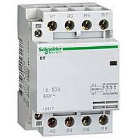 Модульный контактор iCT 63A 4NC Schneider Electric (A9C20867)