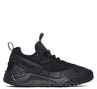 Мужские кроссовки Nike Air Huarache Utility Black