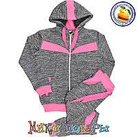 Спортивный костюм производства Турция для девочек Размеры: 134-140-146-152 см (5495-1)
