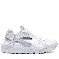 Мужские кроссовки Nike Huarache All White
