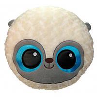 Мягкая игрушка Yoohoo Лемур голубой, игрушечный шарик 41 см.