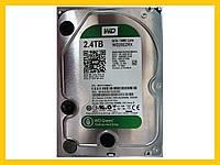 HDD 2.4TB SATA3 3.5 WD Green WD25EZRX WCC1T1468011