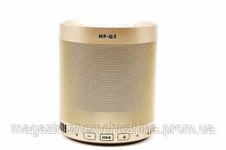 Портативная bluetooth колонка HF-Q3,Колонка HF - Q3 Multifunctional Wireless Bluetooth 2.1 Speaker , фото 2