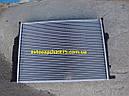 Радиатор BMW E32, Е34 с 1985-1994 год , коробка автомат  (Van Wezel, Бельгия), фото 2