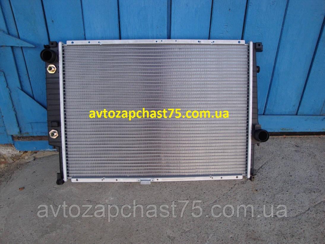 Радиатор BMW E32, Е34 с 1985-1994 год , коробка автомат  (Van Wezel, Бельгия)
