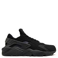 Мужские кроссовки Nike Huarache Triple Black