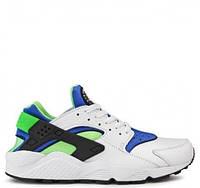 Мужские кроссовки Nike Air Huarache Scream Green