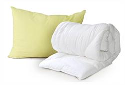Подушка для детей от года 40х60 ортопедическая, производитель TM VIALL