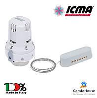Термостатическая головка для терморегулирующих и термостатических вентилей