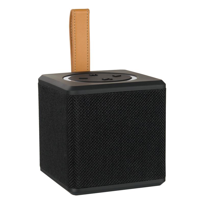 Портативная колонка Optima MK-2 Magic cube Black