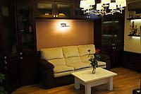 Ремонт квартиры под клюв в новостройке в Комфорт Тауне