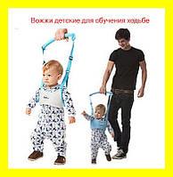 Вожжи поводок для детей Moon Walk Basket Type Toddler Belt