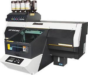 Настільний уф принтер Mimaki UJF-3042MKII, фото 2