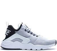 Мужские кроссовки Nike Huarache Ultra White/Black