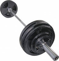 Штанга олимпийская Newt 120 кг. Гриф 2,2 м. TI-NE0120-2200