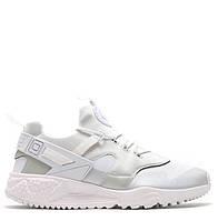 Мужские кроссовки Nike Air Huarache Utility White