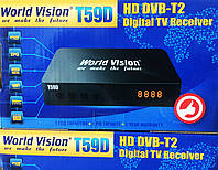 Т2 World Vision T59D с поддержкой AC3 Dolby Digital звука
