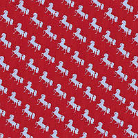 Ткань блузочная принтованная «Маркет» (P5672 дизайн 50)
