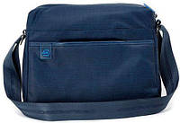 Практичная женская наплечная сумка с чехлом для iPad/iPad Air Piquadro AKI/Blue, BD3292AK_AV синий