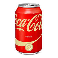 Coca-Cola Vanila (330 мл.) Бельгия, фото 1