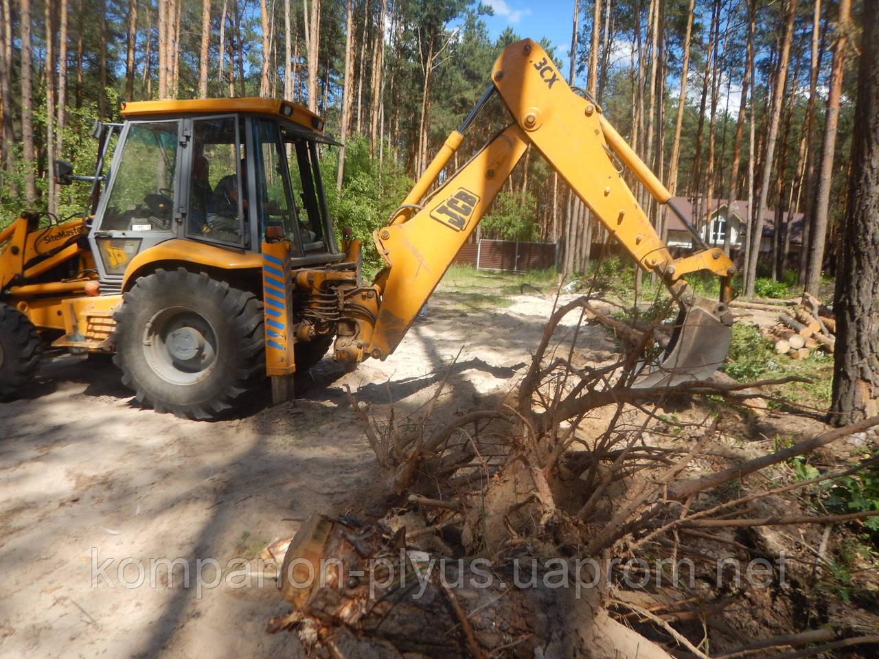 Корчування дерев