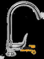 LVMALD 20010A CRM Bianchi Aladino Смеситель для кухни U-образный излив
