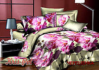 Семейный набор 3D постельного белья из Полиэстера №8512121 KRISPOL™