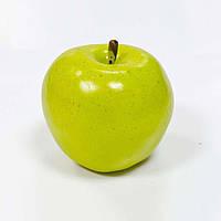 Декоративное яблоко зеленое, 7 х 7 см