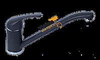 GNE LVMSTR 2000PA GNE Bianchi Star Смеситель для кухни черный гранит 25 см