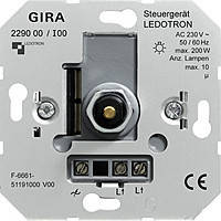 Сетевая розетка 1 местная Cat.6A IEEE 802 Gira (245100)
