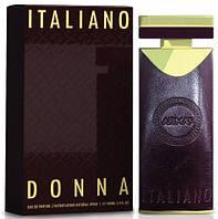 Italiano Donna парфюмированная вода 100ml