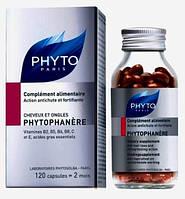 Диетическая добавка для волос и ногтей Phyto Phytophanere Hair And Nails Thinning Hair Treatment