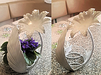Настольная-1, подставка для цветов на 1 чашу, фото 1