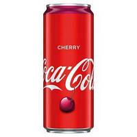 Coca-Cola Cherry (330 мл.) Польша
