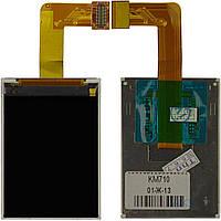 Дисплей (экран) для телефона LG KM710