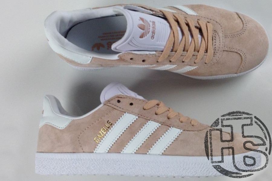 regard détaillé b245d 8b0d8 Женские кроссовки Adidas Originals Gazelle Rose BB5472 - Bigl.ua