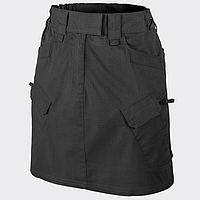 Юбка Urban Tactical - PolyCotton Ripstop - черная