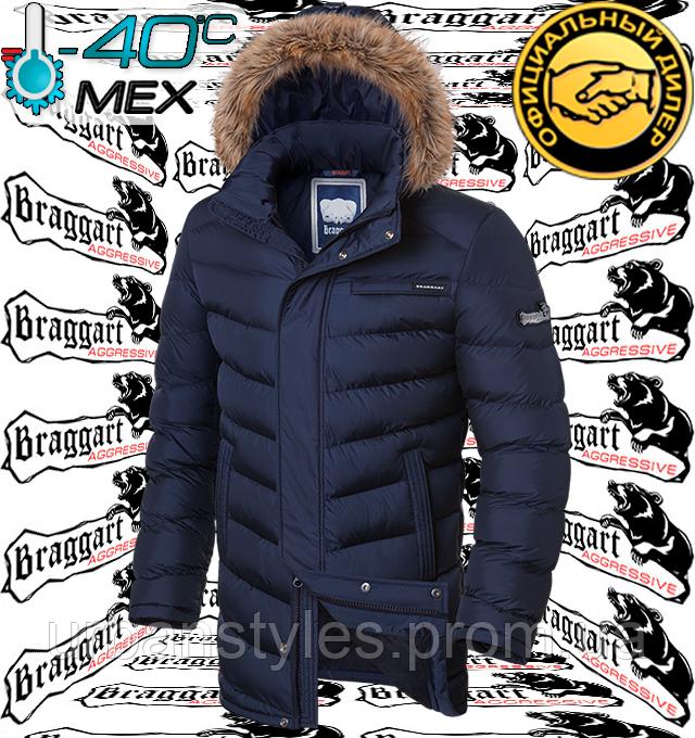 Куртка мужская на меху Braggart Aggressive