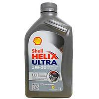 Моторное масло Shell Helix Ultra ECT 5w30 1л A3/B4 C3 VW 504/507