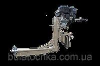 Болотоход лодочный  мотор MRS-7HP (7 л.с.)