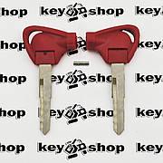 Ключ с магнитами для мотоцикла Yamaha (Ямаха) лезвие правое с упороми