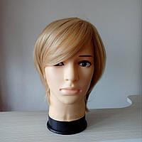 Парик каре искусственный блонд