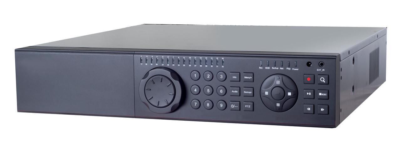 8 канальный сетевой IP видеорегистратор TD-2808ND-A