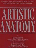 Paul Richer, Robert Beverly Hale Artistic Anatomy (Practical Art Books)