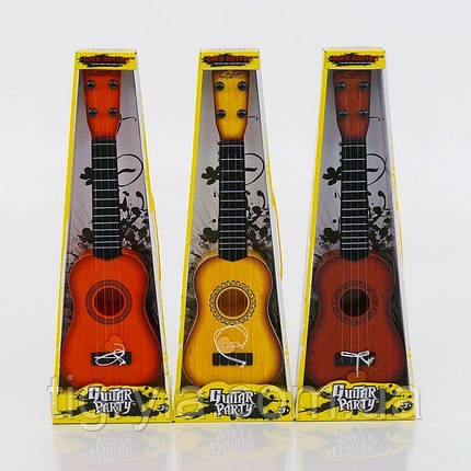Гитара детская игрушечная, фото 2