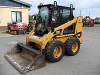 Мини погрузчик Caterpillar 216B3 (типа бобкет, бобкэт, бобкат, Bobcat)