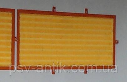 Касетний фільтр для камери напилення порошкової фарби