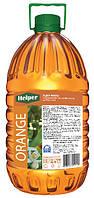 Жидкое мыло  с ароматом сицилийского апельсина ТМ Helper 5л